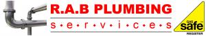 R.A.B. Plumbing Services Logo