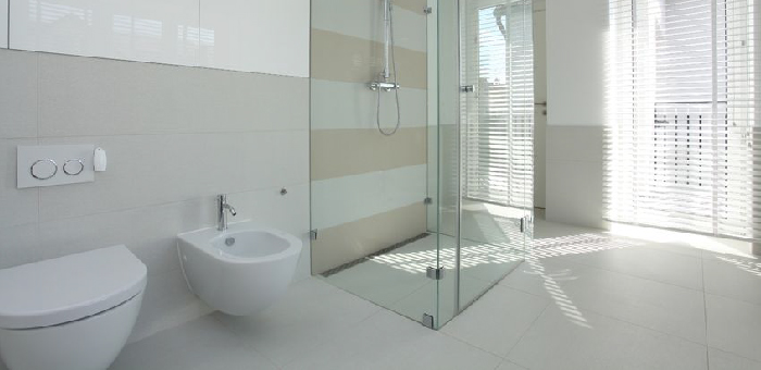 Bathroom fixtures, sinks, baths, toilets and showers